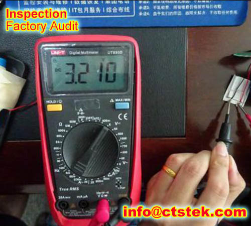 bluetooth headset inspection services